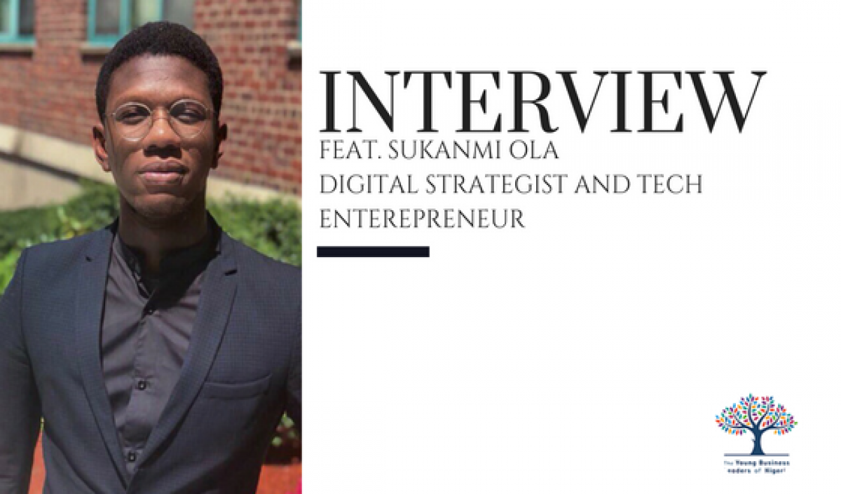 Young Leader of the Week: Sunkanmi Ola (Founder Syracuse Digital)